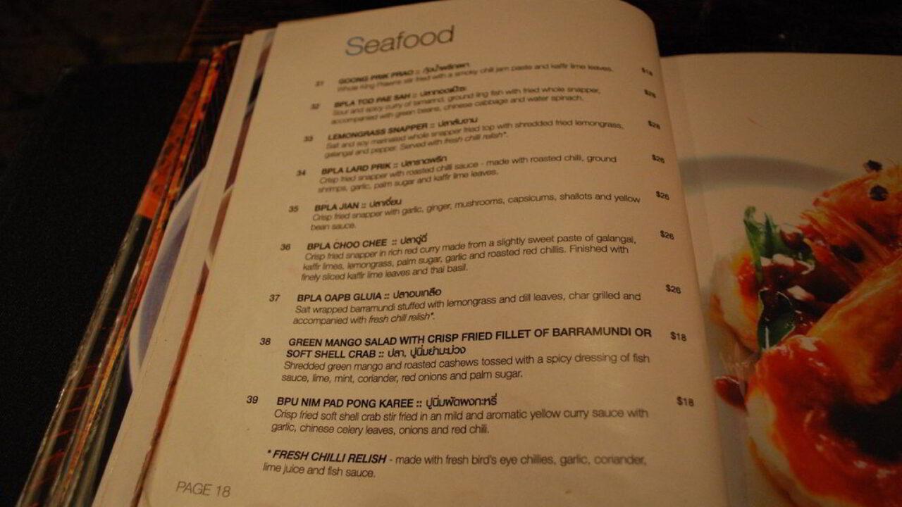 Elaboración Del Menú En Servicios De Alimentación Y