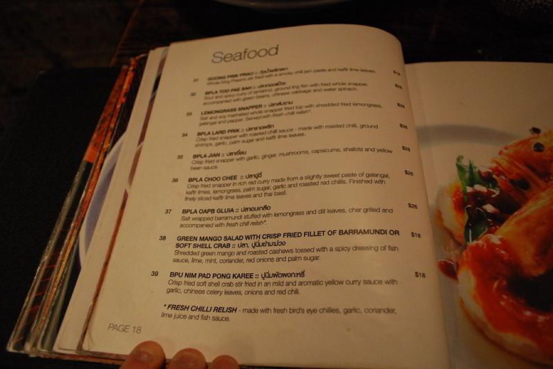 Elaboración del menú en servicios de alimentación y gastronomía ...