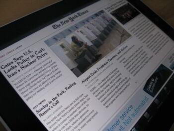 Los retos de la prensa en la era digital