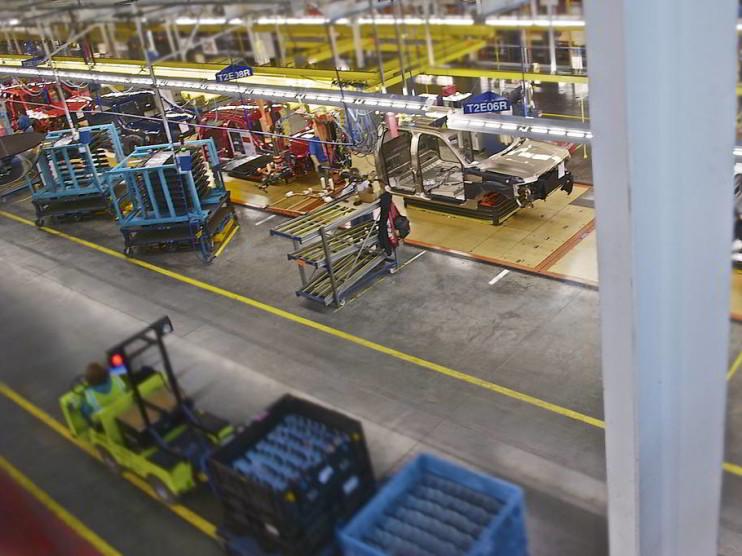 Capacidad de producción y dimensión de planta. Presentación