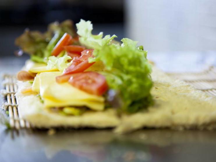 Elaboración de menú en restaurantes