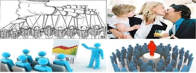 Tipo de orientaciones culturales en función de sus objetivos.