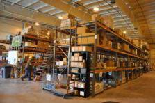 Sistema de inventario de mercancías generales