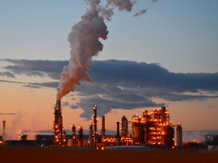 Causas de la contaminación industrial