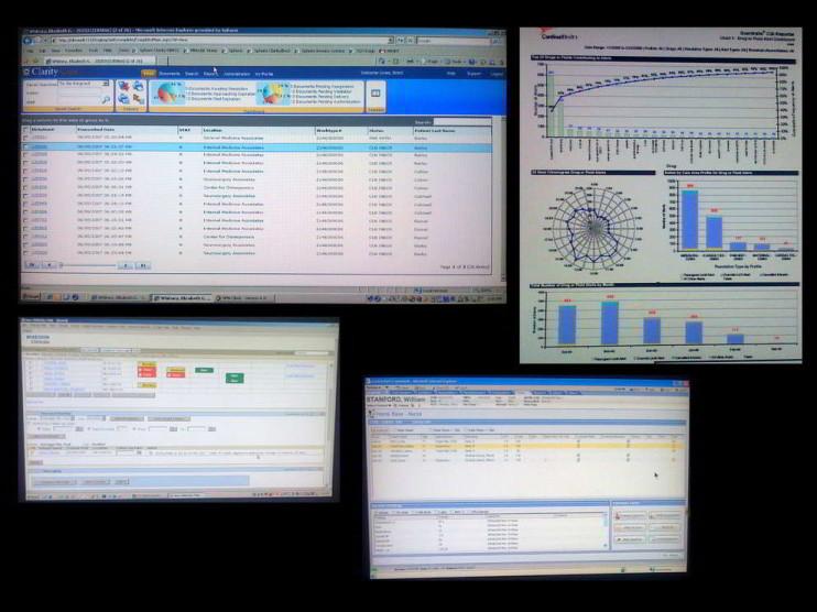 Los tipos de sistemas de información en las empresas