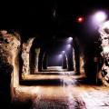 Corte y relleno , cámaras y pilares : métodos de minería subterránea