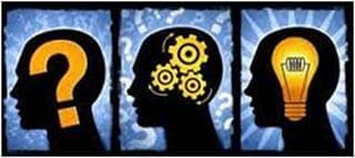 Cuando se nos presenta una necesidad nuestra mente funciona como un mecanismo automático buscador de respuestas, tanto de manera consciente como subconsciente, aquí es cuando se generan las ideas creativas
