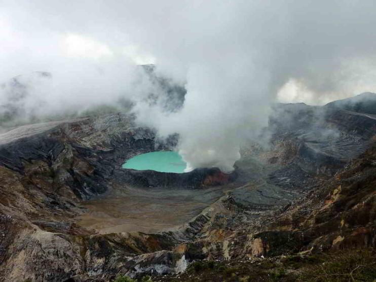 Sucesión ecológica en el complejo volcánico «El Chichón» México