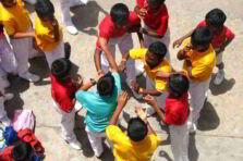 Reflexiones sobre la convivencia escolar violenta