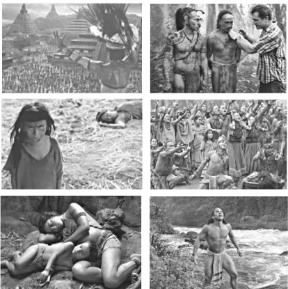 Reflexiones sobre miedo y poder basadas en la película Apocalypto