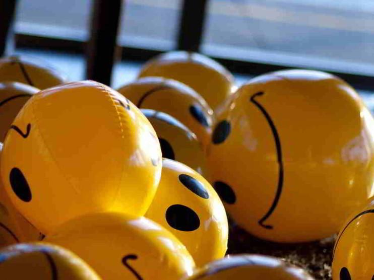 La felicidad no es una receta