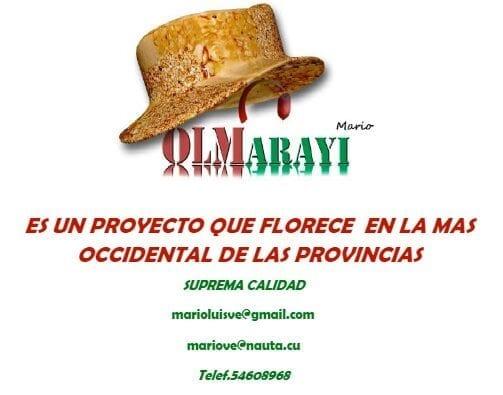 Negocio de producción de Turrones de Maní en Cuba