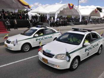 Ilicitud sustancial frente al deber en la Policia Nacional de Colombia