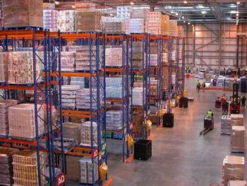 Business intelligence y logística empresarial