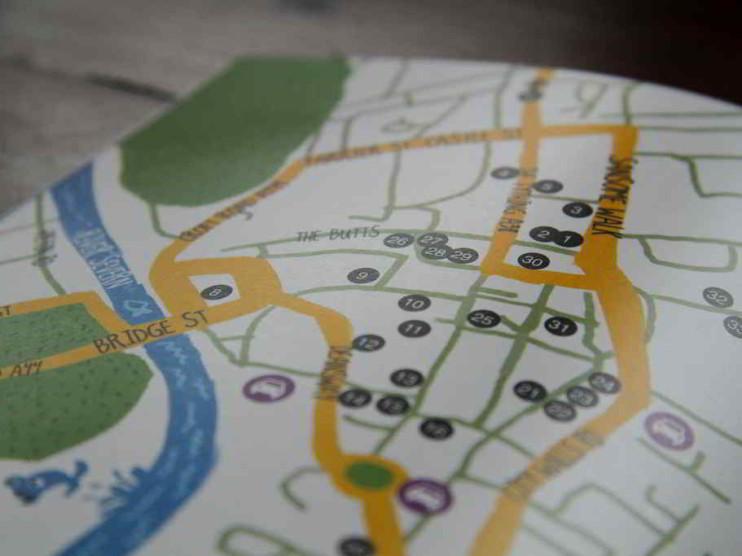 Mapa estratégico y Mapeo de Alcance de Procesos