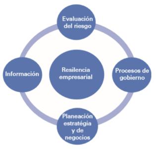 Factores de la Resiliencia Organizacional
