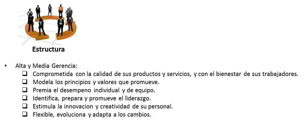 Estructura Empresarial
