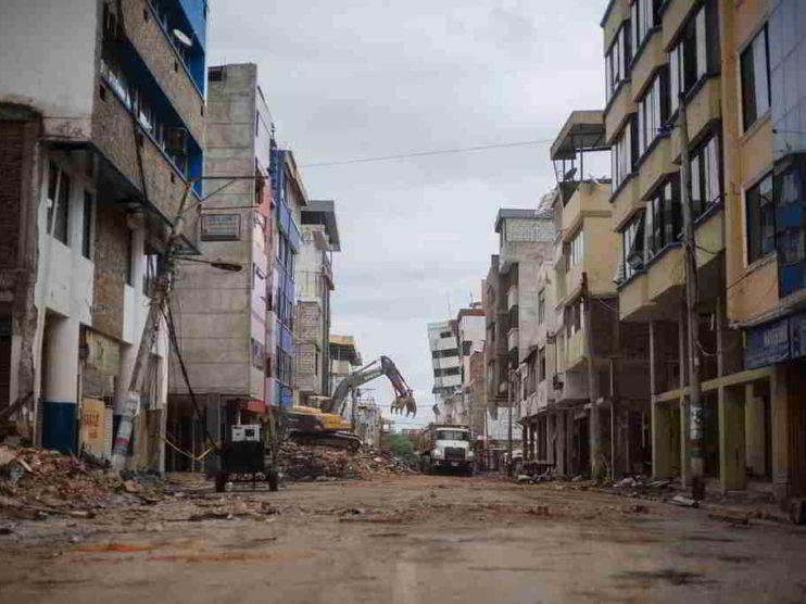 Reflexión sobre los Planes de Recuperación de Terremoto en Ecuador