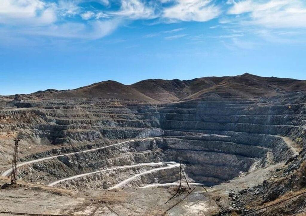 Minería a cielo abierto en Europa