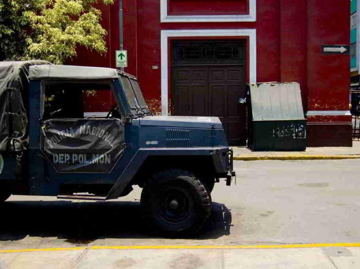 Efectividad del sistema de control interno y gestión en la Policía Nacional del Perú