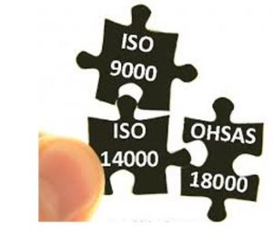 Iso 9000, Iso 14000 y Ohsas 18000