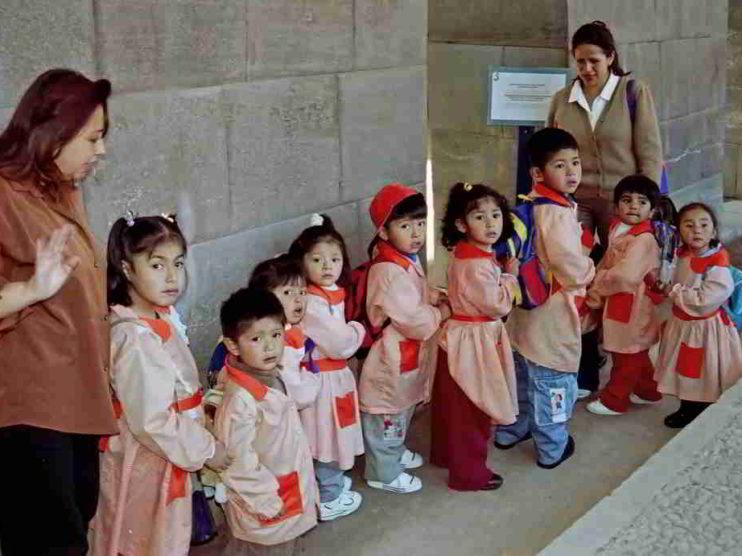 La educación en el Perú se está desangrando. Reflexión