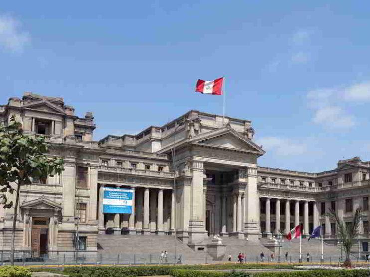 Medidas contra la corrupción a iniciarse en el Perú. Octubre de 2016