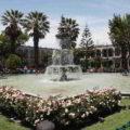 Proyecto de equipamiento de un Centro Educativo en Arequipa Perú