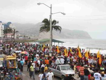 Sistema de indicadores para gestionar el destino turístico del Cantón Sucre Ecuador