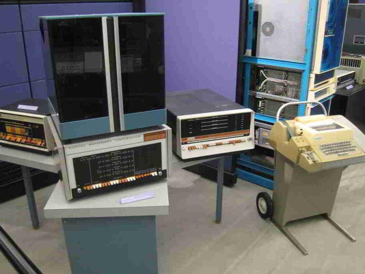 Generaciones, componentes y software de computadoras