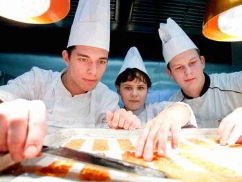 Idioma Francés para cursos de Cocina y Panadería