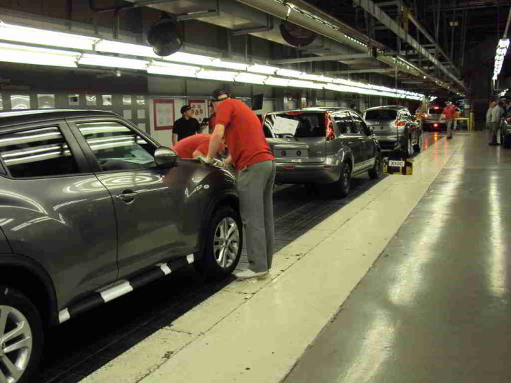 El Automóvil en el Tratado de Libre Comercio TLCAN