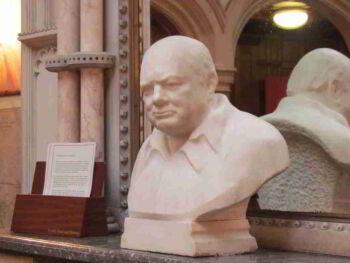 La oratoria de Winston Churchill