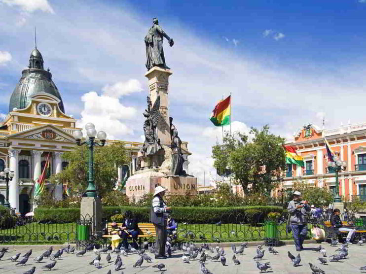 Efecto de la crisis petrolera en la renta de Bolivia