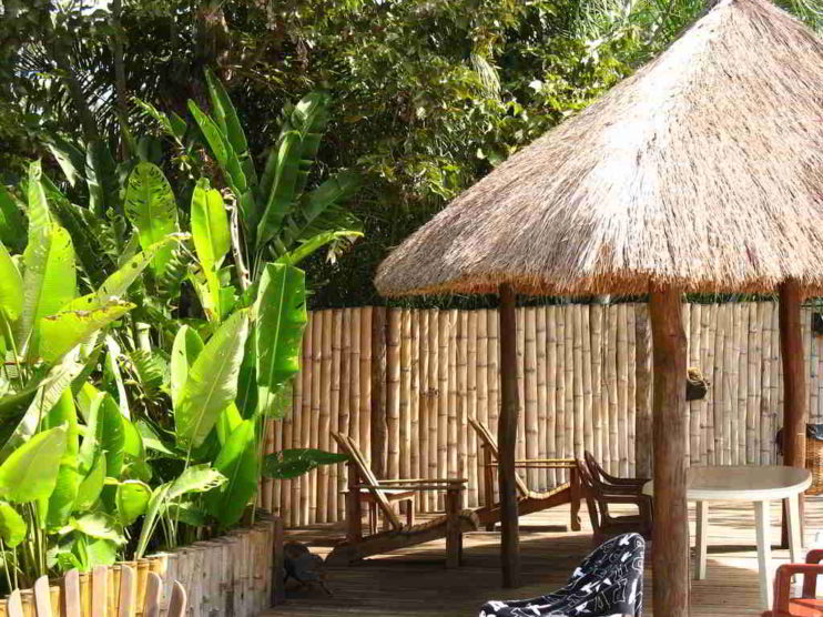 Construcciones ecológicas para el turismo. CET