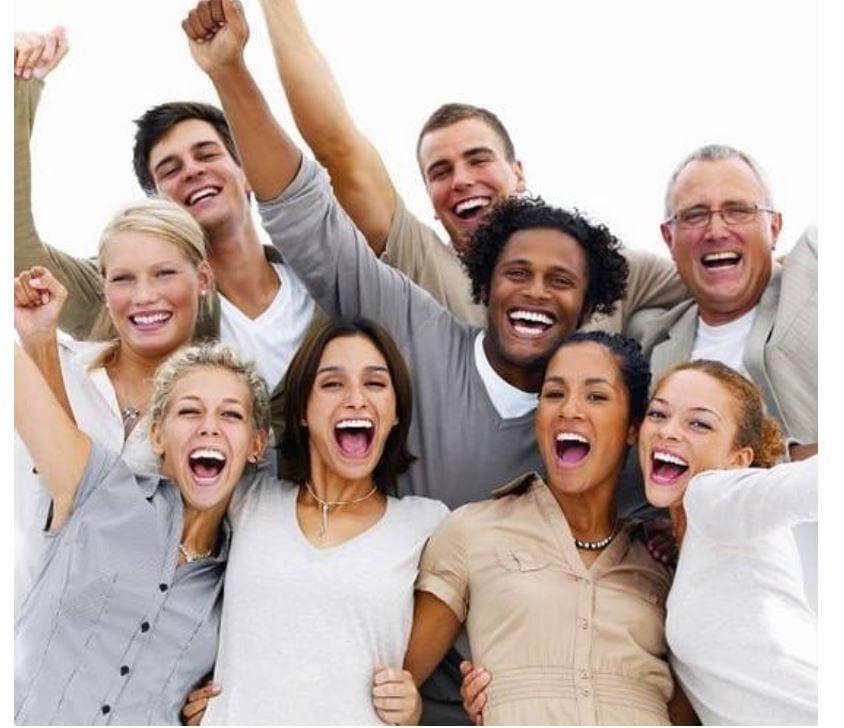 Felicidad y relajación en el Cerebro Humano