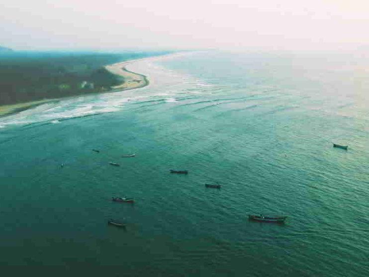 Ocean Blue. Estrategia del Océano Azul