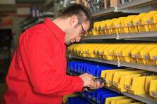 Niveles de inventario para componentes mayores reparados con indicadores de confiabilidad en Minería