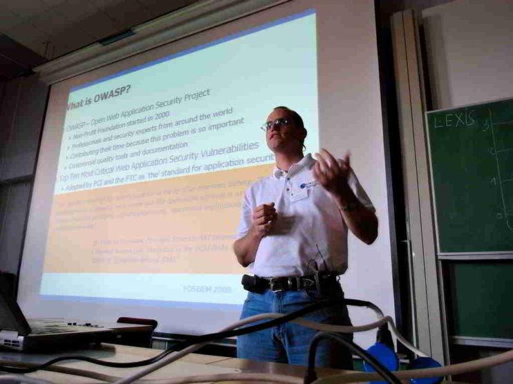 Diseño de un Pentesting para una Aplicación Web Basado en la Metodología OWASP V.4