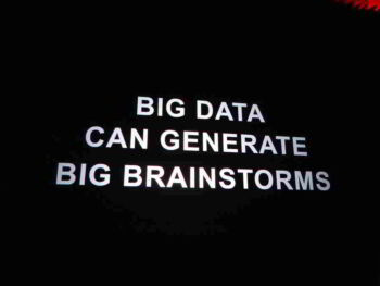Minería de datos, textos y sentimientos. Big data en las organizaciones
