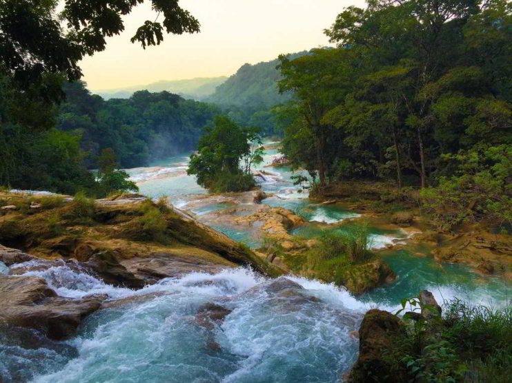 Estudio de Potencial Turístico de la Ciudad de Ocosingo, municipio de Chiapas, México