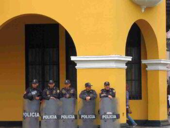 Optimización de las labores administrativas en la Policía Nacional del Perú