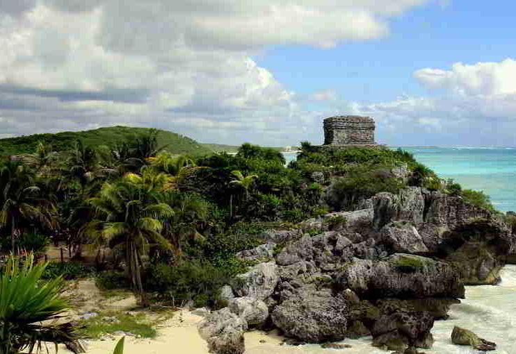Fuentes de reclutamiento en la Riviera Maya
