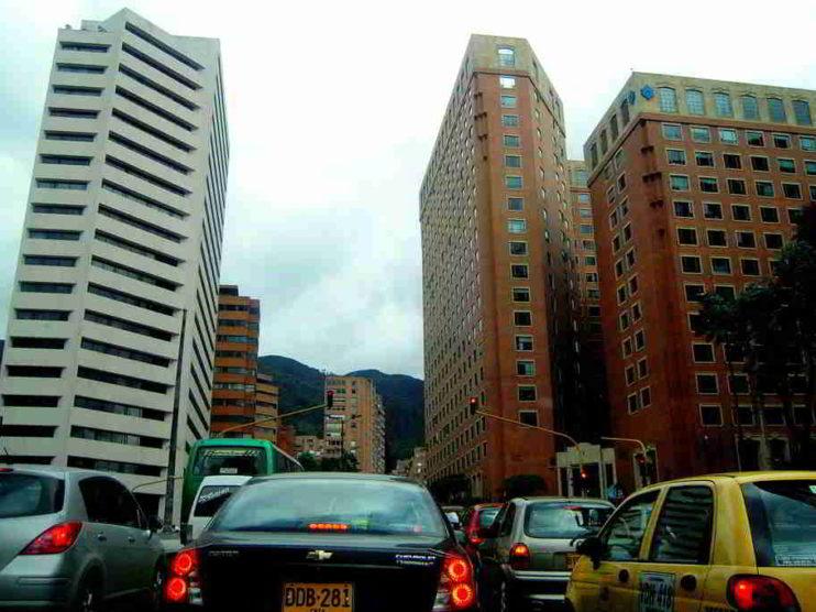 Subsector financiero en Colombia