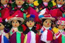 Actividad comercial en el municipio de Comalapa Chiapas, México