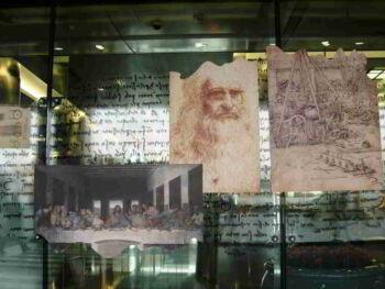 Porqué Leonardo Da Vinci no puede ser considerado un Hombre Ciencia
