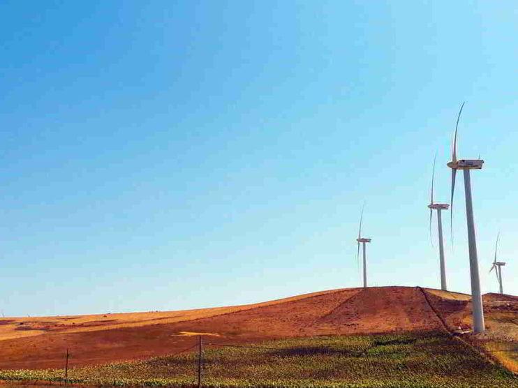 La Energía Eólica, una fuente inagotable, limpia y eficiente
