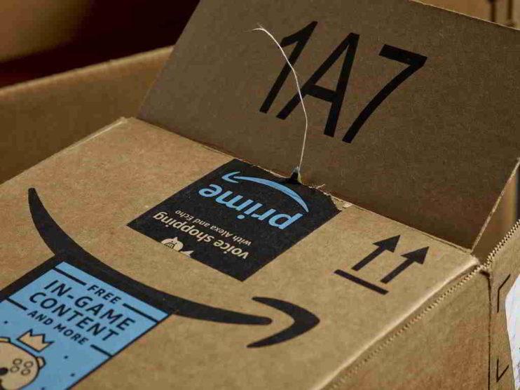 Análisis Financiero de Amazon. Trabajo Práctico