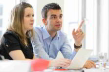 Trabajo colaborativo y Equipos de trabajo en las Organizaciones