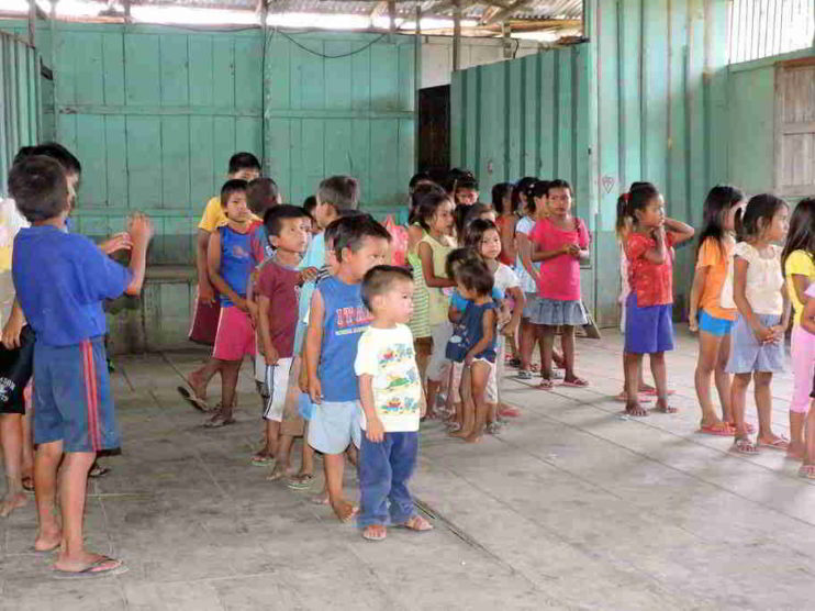 Análisis de un programa de Alimentación Escolar en Perú